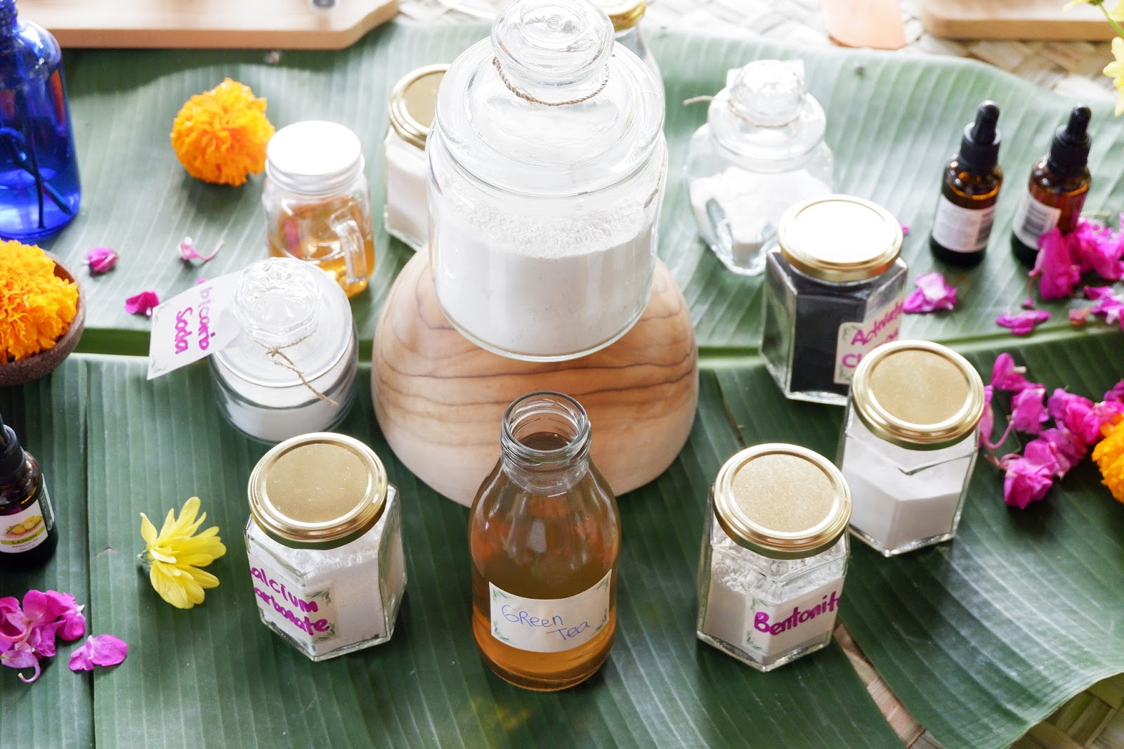 DIY Workshop Skincare With Utama Spice