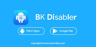 BK Disabler