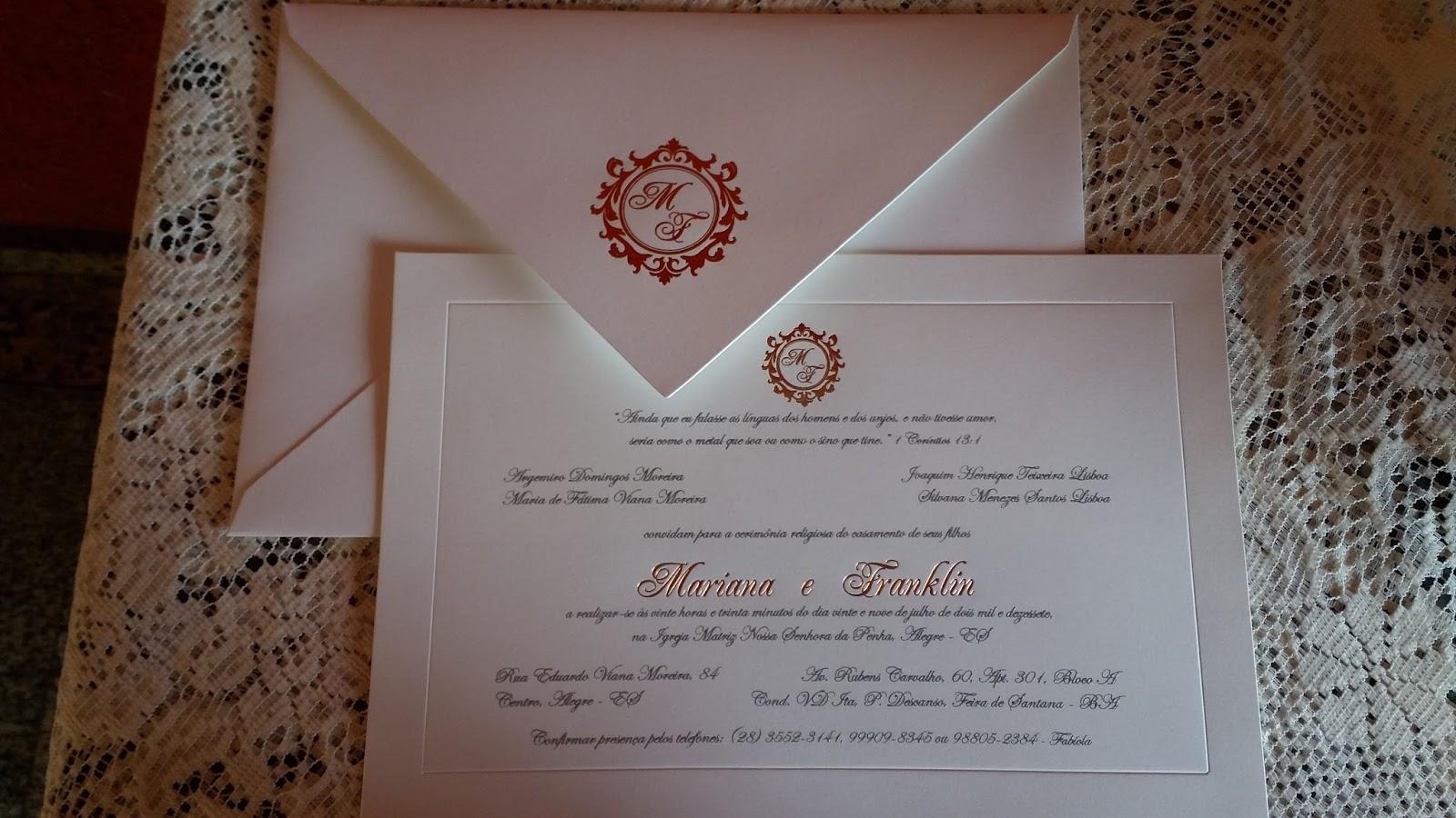 Sainte Convites Blog Convite Casamento Luxo Promoção Até 300617