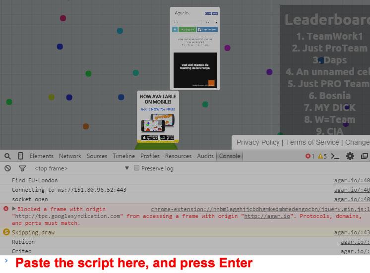 fast virus split script agar io geek