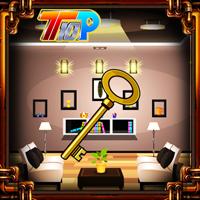 Top10NewGames Escape from Living Room Walkthrough