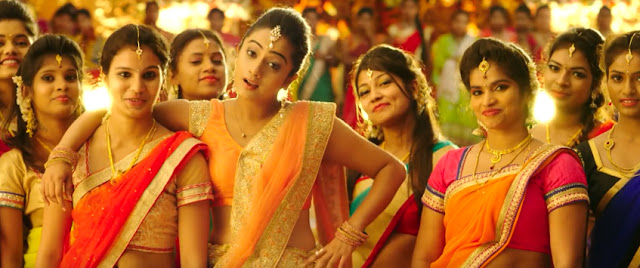New Actress Namitha Pramod  In Telugu Movie Stills