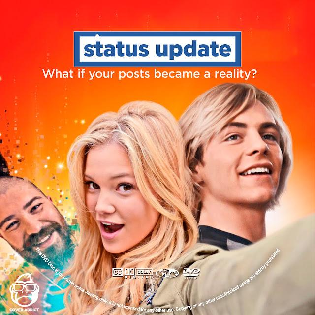 Status Update DVD Label