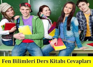 5. Sınıf Fen Bilimleri Berkay Yayınları Ders Kitabı Cevapları