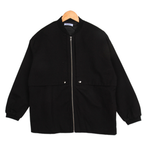Storm Flap Zip-Up Jacket