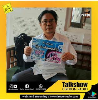 Talksow Sareng Dinas Pertanian Kabupaten Cirebon Bpk. Syadudin D. Selaku Penyuluh Pertanian