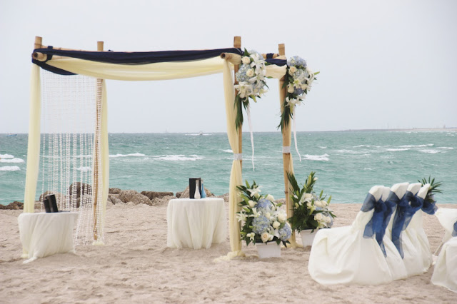 Affordable Beach Weddings! 305-793-4387: Gretchen & Todd's