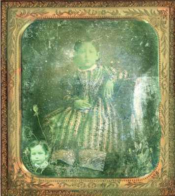 kisah legenda bocah berkulit hijau