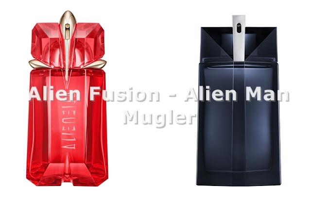 Alien Fusion y Alien Man Mugler 1