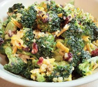 Bodacious Broccoli Salad Recipe
