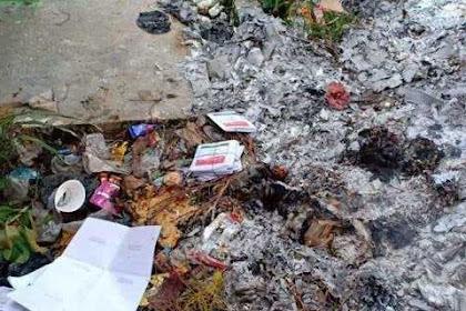 Pembakar Kotak Suara Di Jambi Adalah Caleg PDIP
