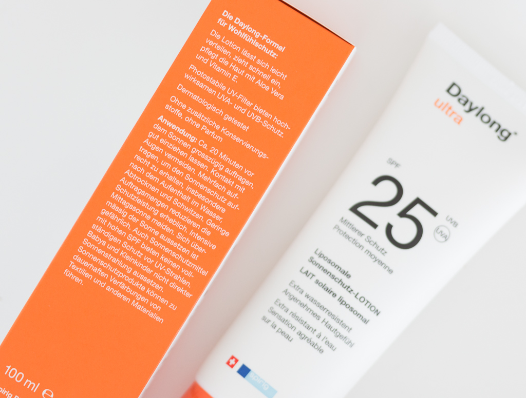 Beautypress News Box April 2016 Daylong Ultra SPF 25