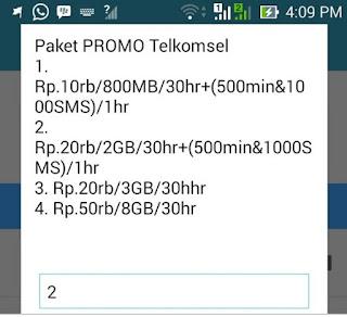 Solusi Untuk Dial Telkomsel Terbaru Untuk Paket Internet Murah selain *550*790#