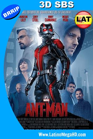 Ant-Man: El Hombre Hormiga (2015) Latino Full 3D SBS 1080P ()