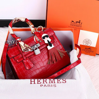 Hermes Kelly Luxury Crocodile Matte