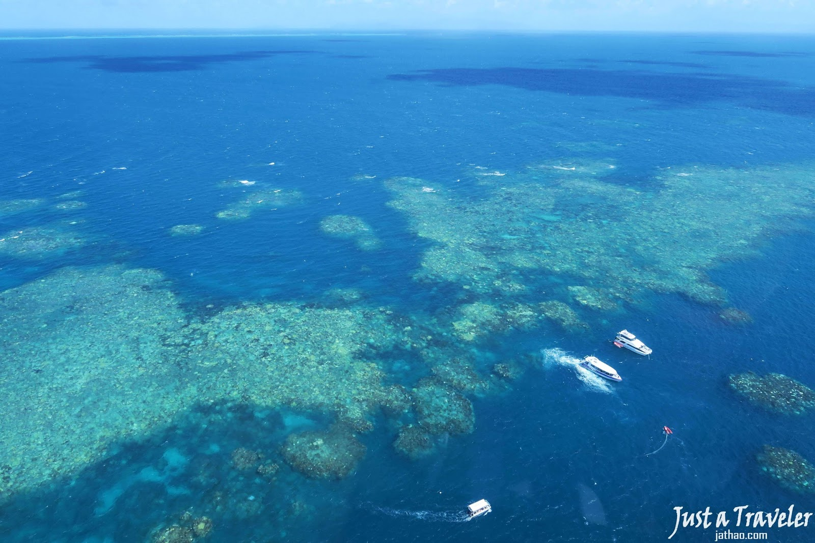 凱恩斯-景點-推薦-大堡礁-旅遊-自由行-澳洲-Cairns-Tourist-Attraction-Great-Barrier-Reef-Travel-Australia