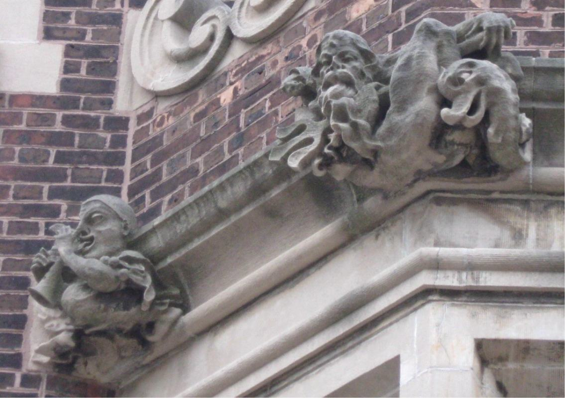 essay test why u penn and how does one demonstrate concern for penn gargoyles
