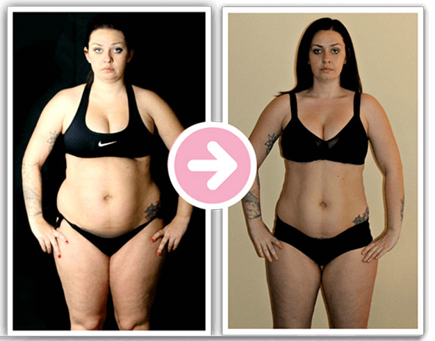 How woman discovered the female fat without taking modern medicine and lost 84lbs- REVIEW