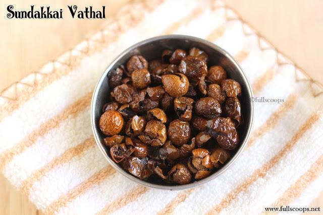 Sundakkai Vathal