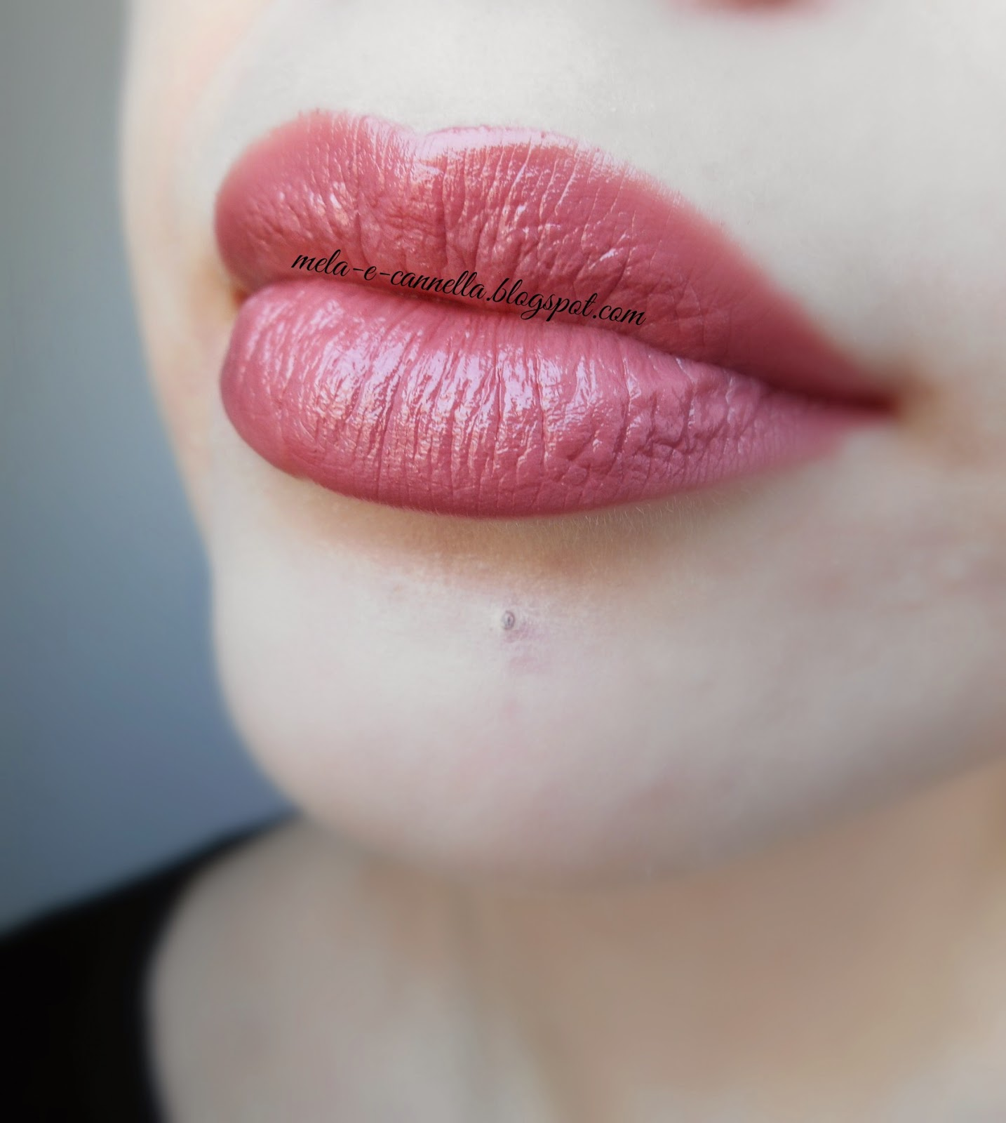 Mela E Cannella Avon Ultra Colour Indulgence Lipstick Tawny Rose