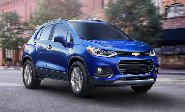 2017 CHEVROLET TRAX FWD 4DR LS  Reviews And Price