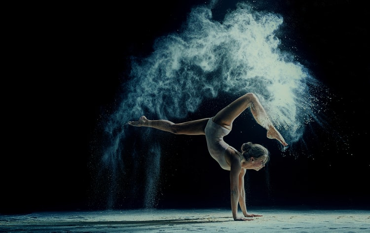beautiful Modern Dance