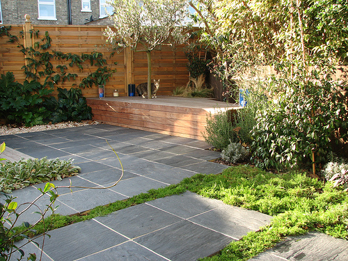Styling Home: All about Slate Patios on Slate Patio Ideas id=78827