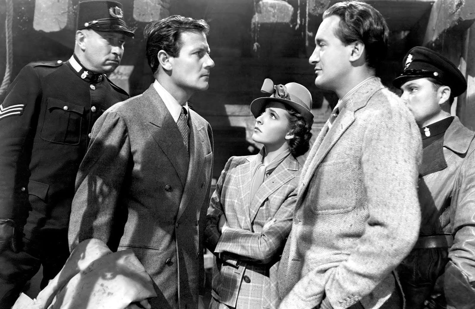 Movie Musings: Foreign Correspondent (1940)