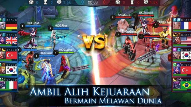 Mobile Legends Bang Bang Mod Apk