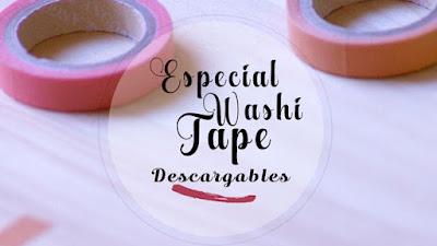 Especial Washi Tape