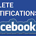 Clear Notifications Facebook