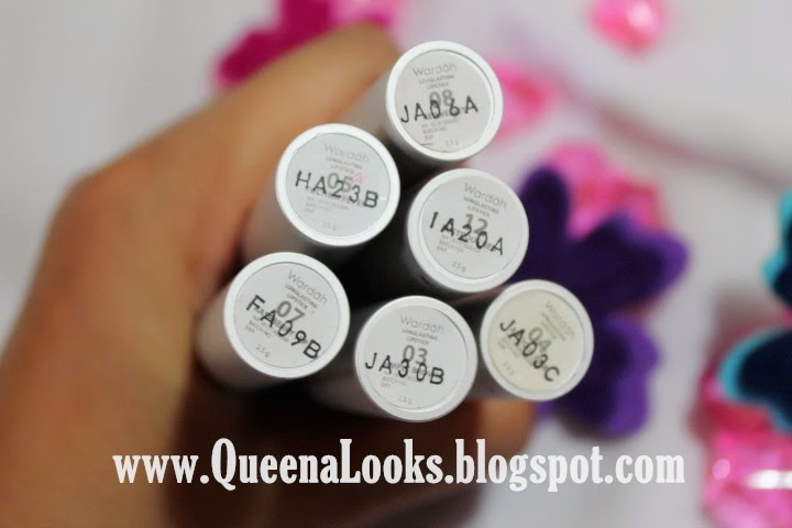 Review Wardah Long Lasting Lipstick - Queena Looks
