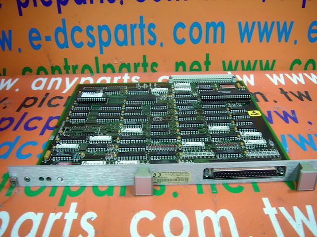 FISHER ROSEMOUNT DISC I/O CARD P1.4 REV.O CL6721X1-A4 / 41B5215X132