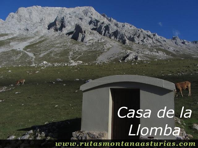 Ruta Canal Grajas y Covarones Cortes: Casa de la Llomba