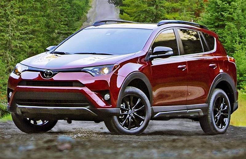Toyota Rav4 Se 4wd 2018