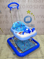 Baby Walker Family FB1817LD Car Melody