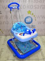 Baby Walker Family FB1817LD Car Melody
