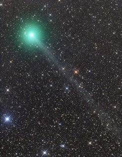 Image of The New Comet Lovejoy, C/2014 G2 Imaged by Gerald Rhemann