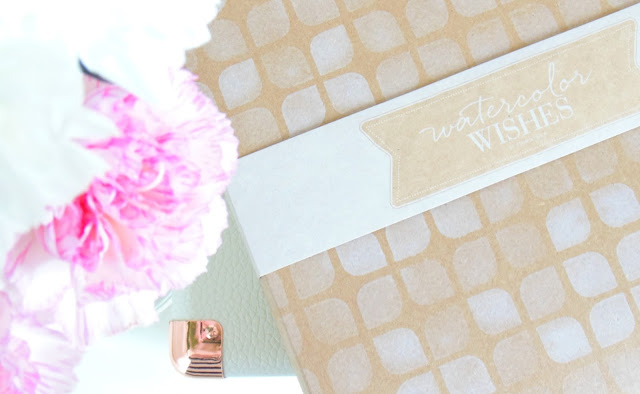 Stampin' Up Watercolor Wishes Card Making Kit