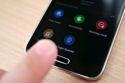 Seberapa penting fitur fingerprint di hp android anda