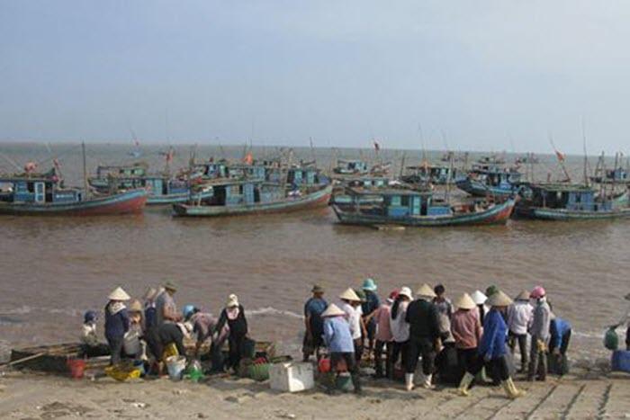 Khám phá vùng lõi khu dự trữ sinh quyển thế giới ở cửa sông Hồng -8