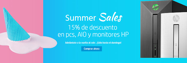 Mejores ofertas de las Summer Sales de la HP Store