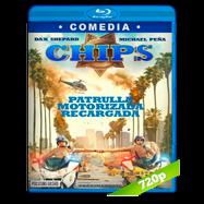 Chips: Patrulla motorizada recargada (2017) BRRip 720p Audio Dual Latino-Ingles