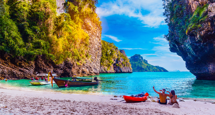 Island tour packages