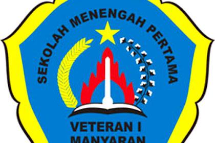 Logo SMP Veteran 1 Manyaran