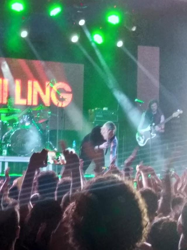 The Calling volta ao Brasil, toca hits, emociona a platéia e dá show de carisma em São Paulo