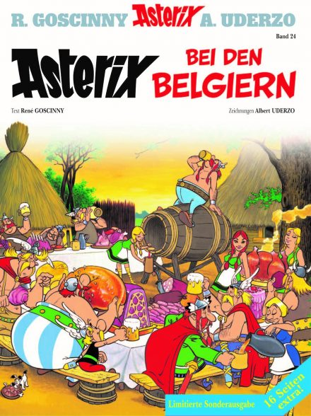 Asterix Gewinnspiel