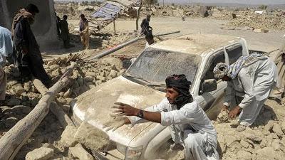 Terremoto del pasado septiembre dejo mas de 300 muertos en Pakistán