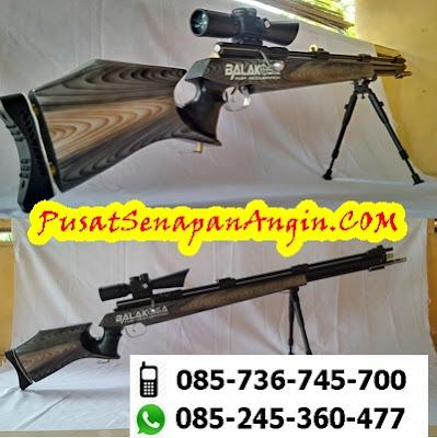 toko jual senapan gejluk dan PCP di Samarinda