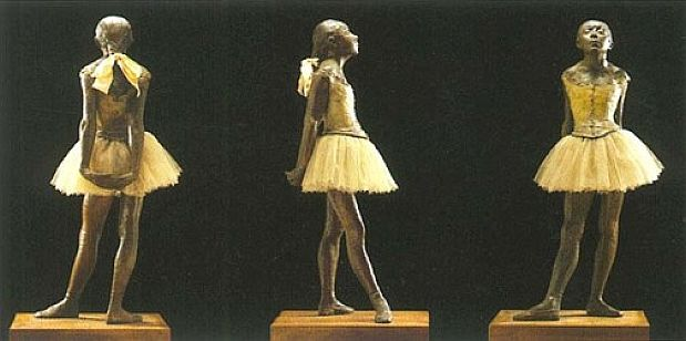 Image result for degas little dancer